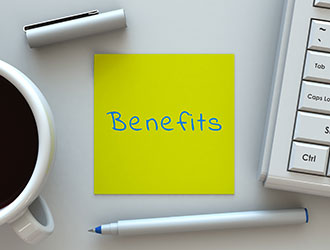 Competitive Benefits for Contract Employees
