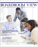Boardroom View 1.4: Five Considerations for Successfully Onboarding New Directors
