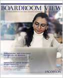 Boardroom View 2.1: Harnessing the Strategic Potential of Boards