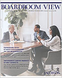 Boardroom View 2.4: Managing High Stake Discussions in the Boardroom